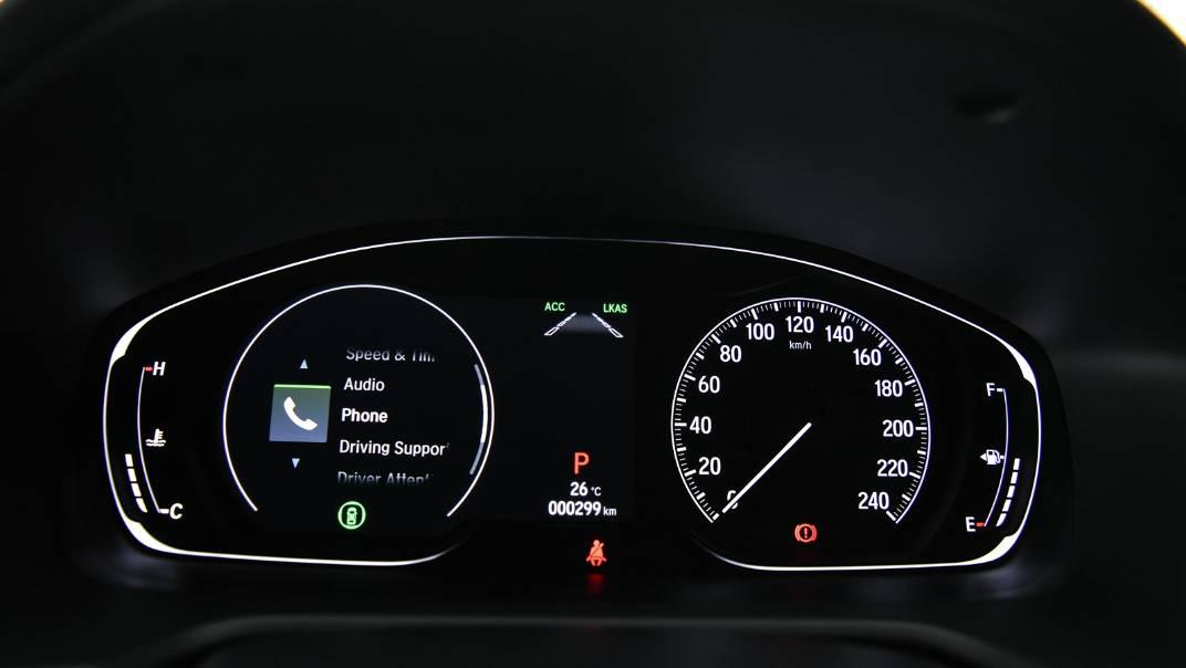 2021 Honda Accord 1.5 Turbo EL Interior 020
