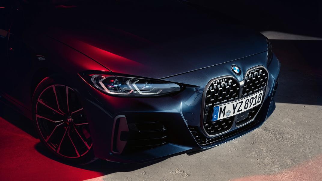 2020 2.0 BMW 4 Series Coupe 430i M Sport Exterior 004