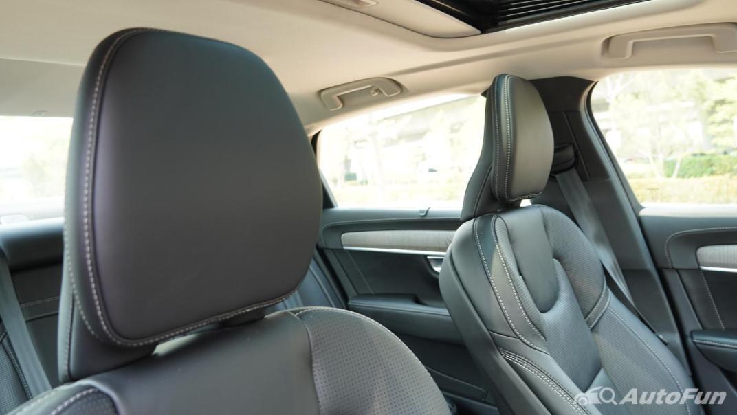 2021 Volvo S90 Recharge Interior 022