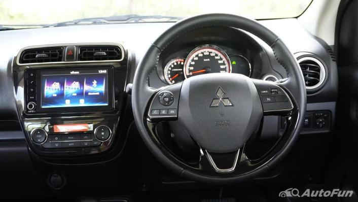 2020 Mitsubishi Attrage 1.2 GLS-LTD CVT Interior 004