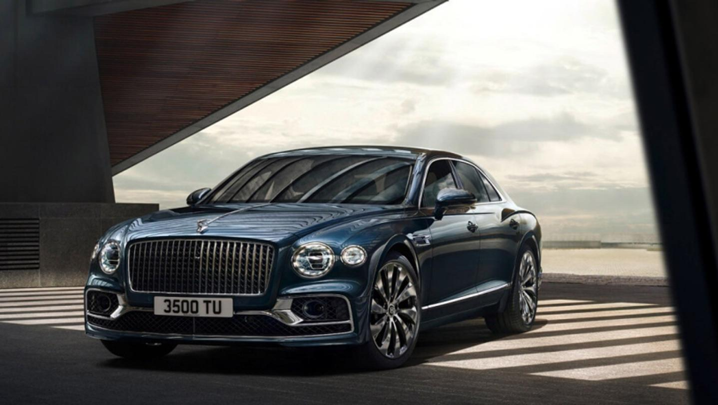 Bentley Flying Spur Public 2020 Exterior 001