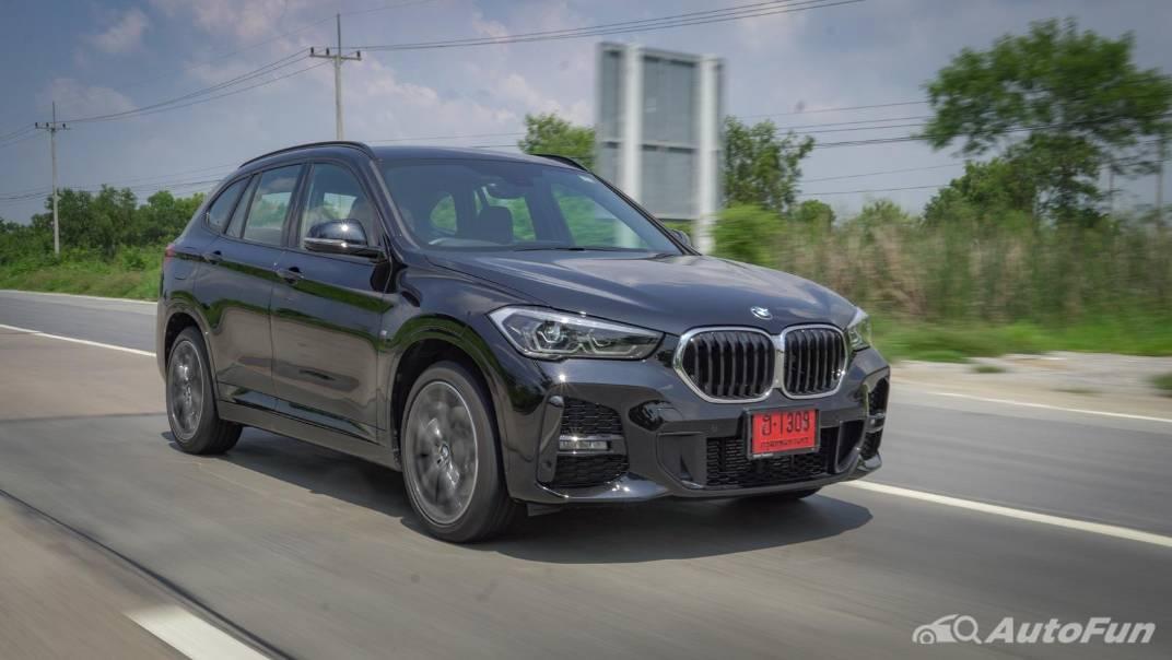 2021 BMW X1 2.0 sDrive20d M Sport Exterior 042