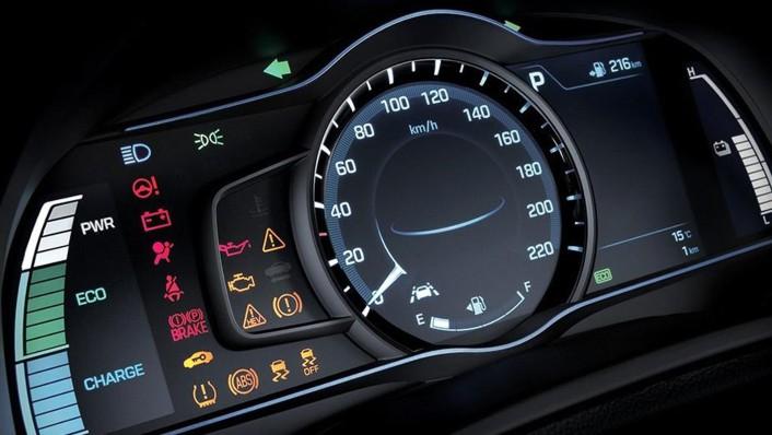 Hyundai Ioniq 2020 Interior 002