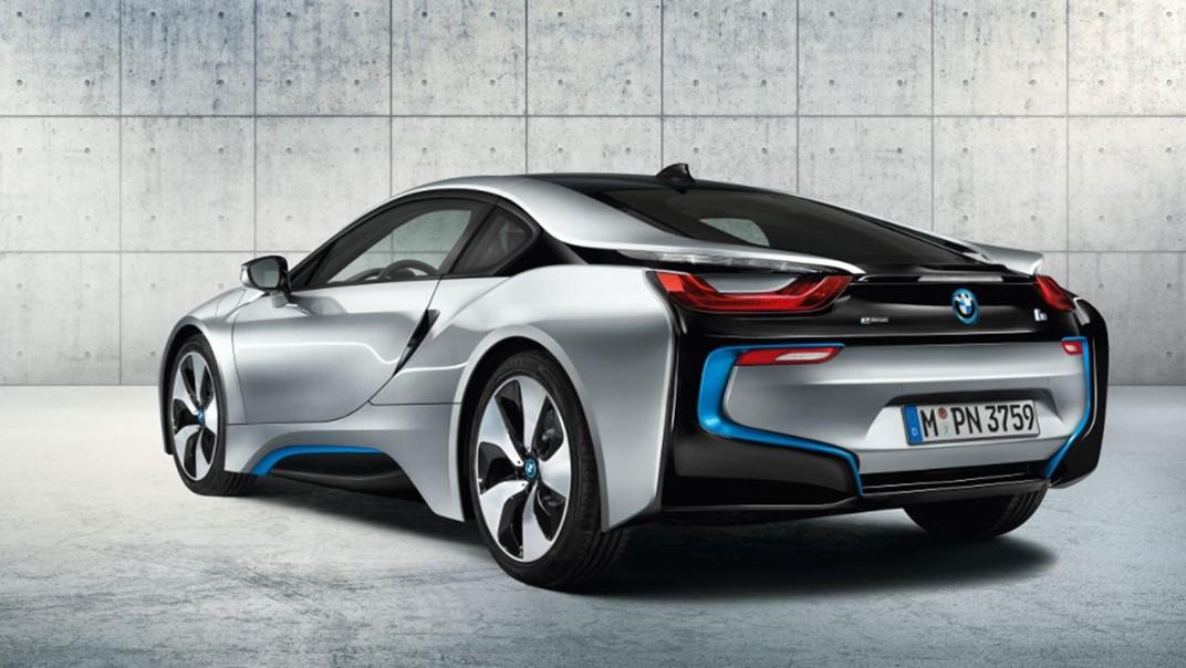 BMW I8 Public 2020 Exterior 009