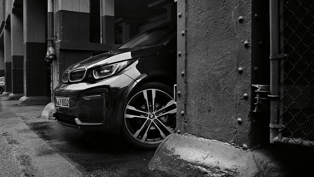 BMW I3S 2020 Exterior 005