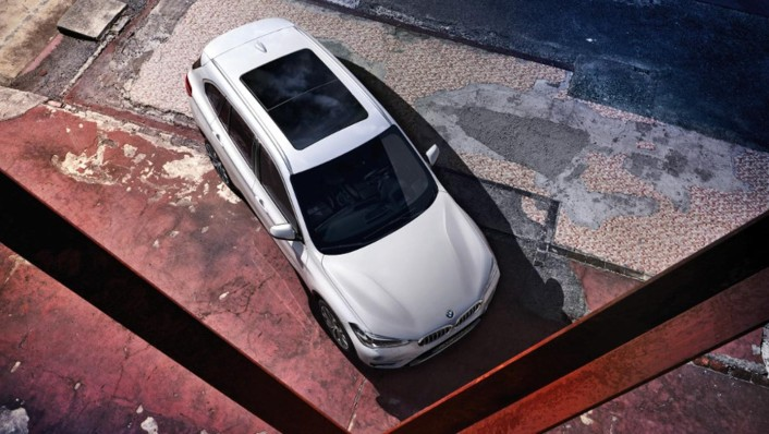 BMW X1 2020 Exterior 003