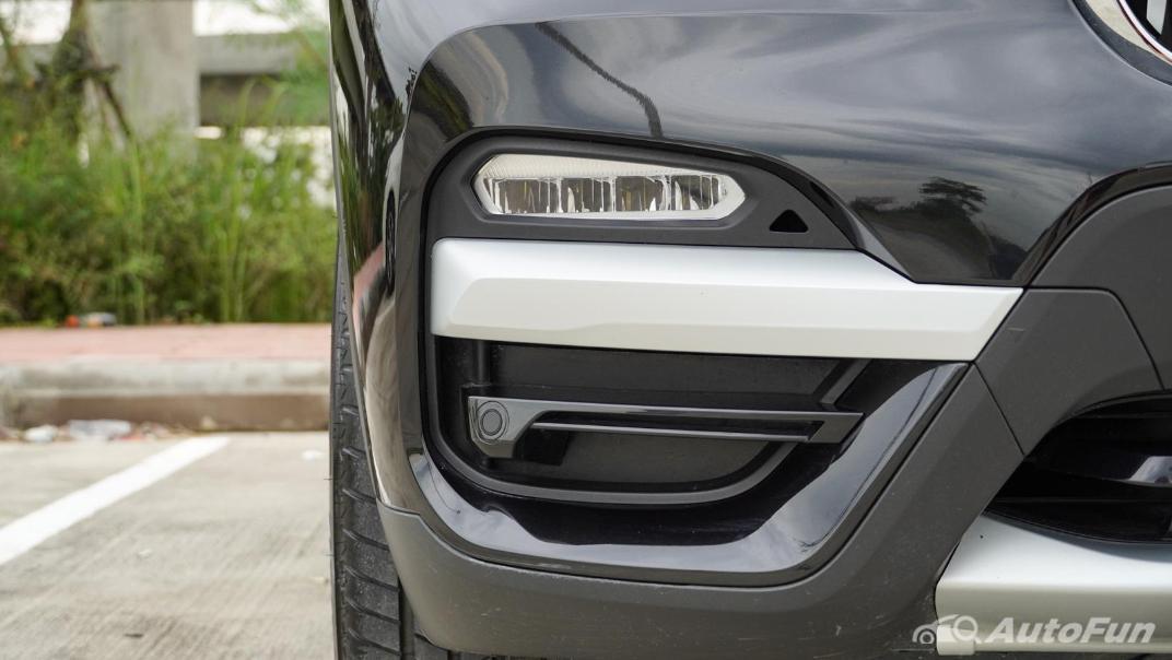 2020 2.0 BMW X3 xDrive20d M Sport Exterior 015
