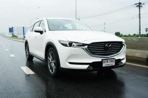 ไขข้อสงสัย ทำไม Mazda CX-8 ถึงวิ่งกันเกลื่อนถนนเมืองไทย