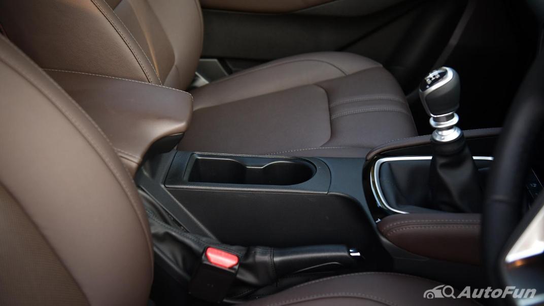 2021 Mazda BT-50 Pro Double Cab 1.9 SP Hi-Racer Interior 011