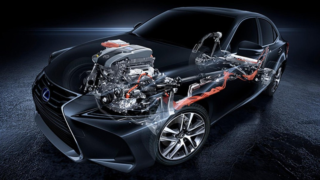 Lexus IS 2020 Others 002