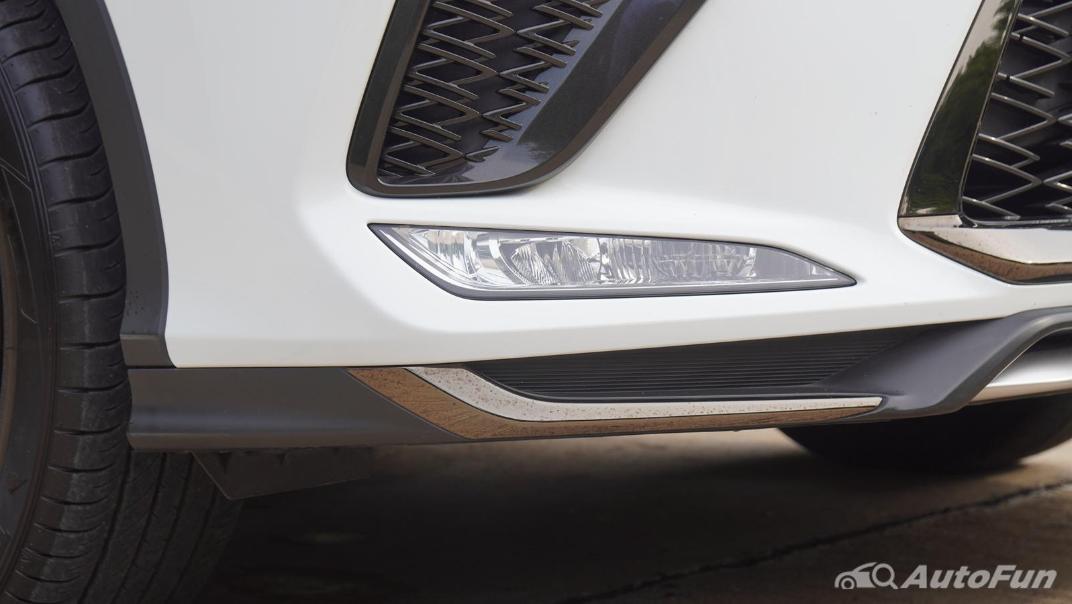2020 Lexus RX 3.5 350 F Sport Exterior 018