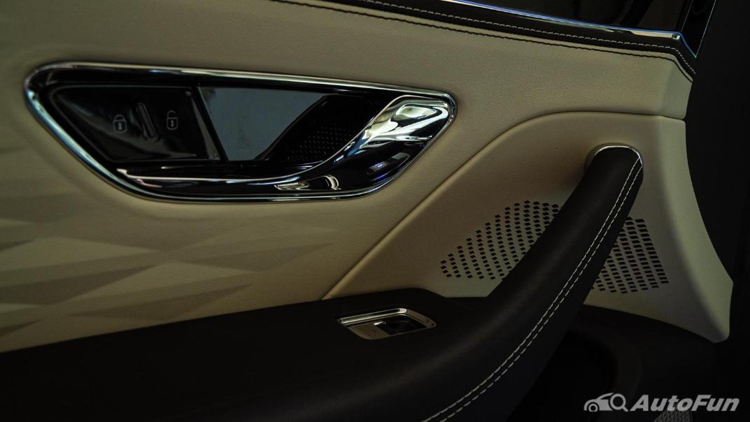 2020 Bentley Flying Spur 6.0L W12 Interior 042