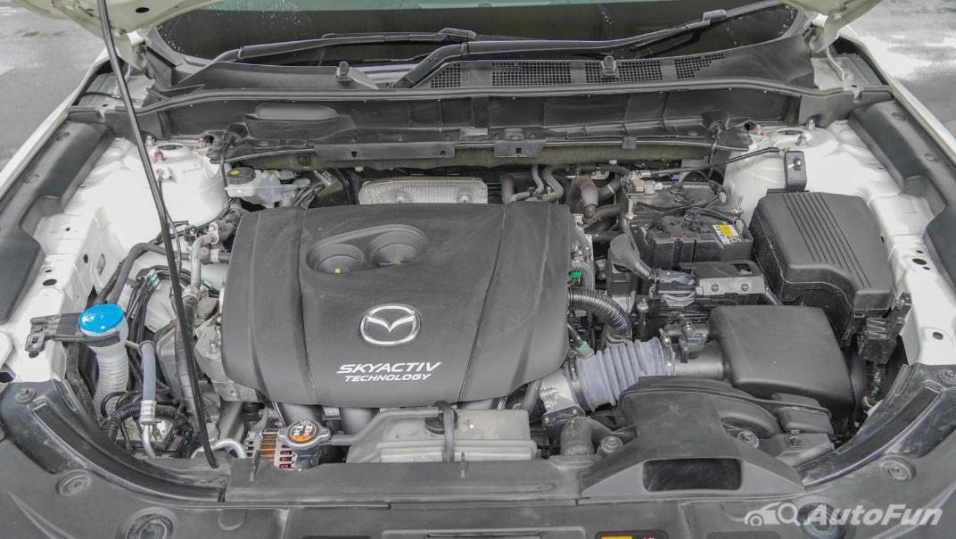 2020 2.5 Mazda CX-8 Skyactiv-G SP Others 001