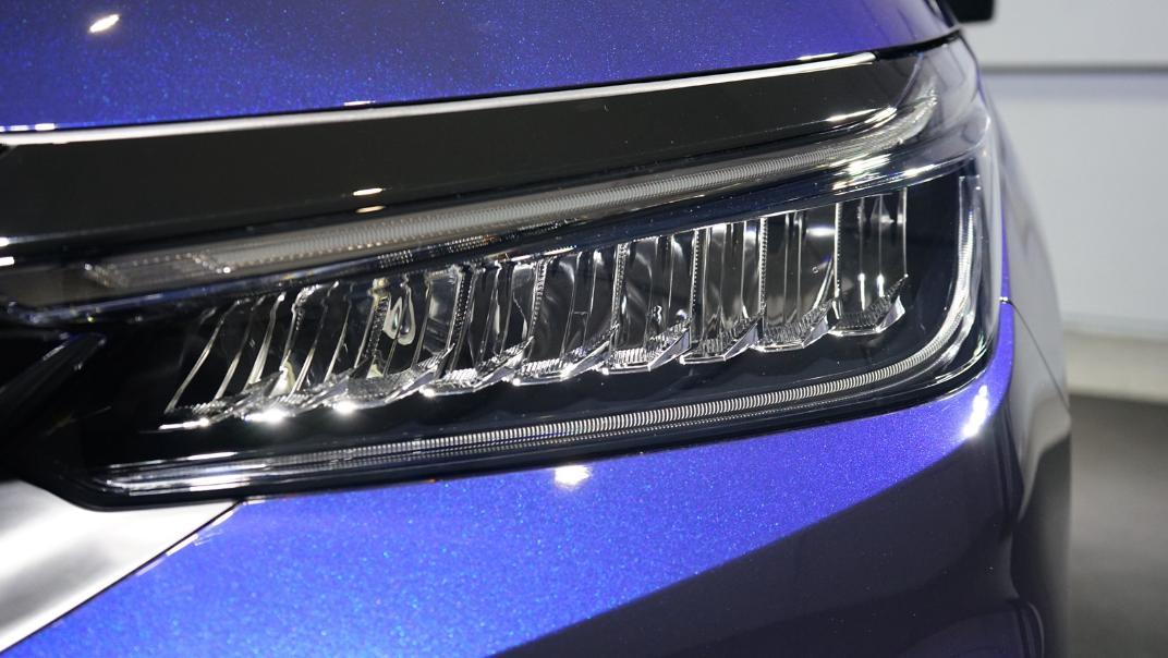 2021 Honda City e:HEV RS Exterior 075
