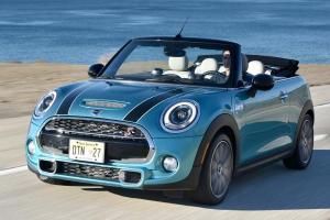 2021 Mini Convertible เตรียมปรับโฉมครั้งสุดท้าย ก่อนอำลาวงการรถ