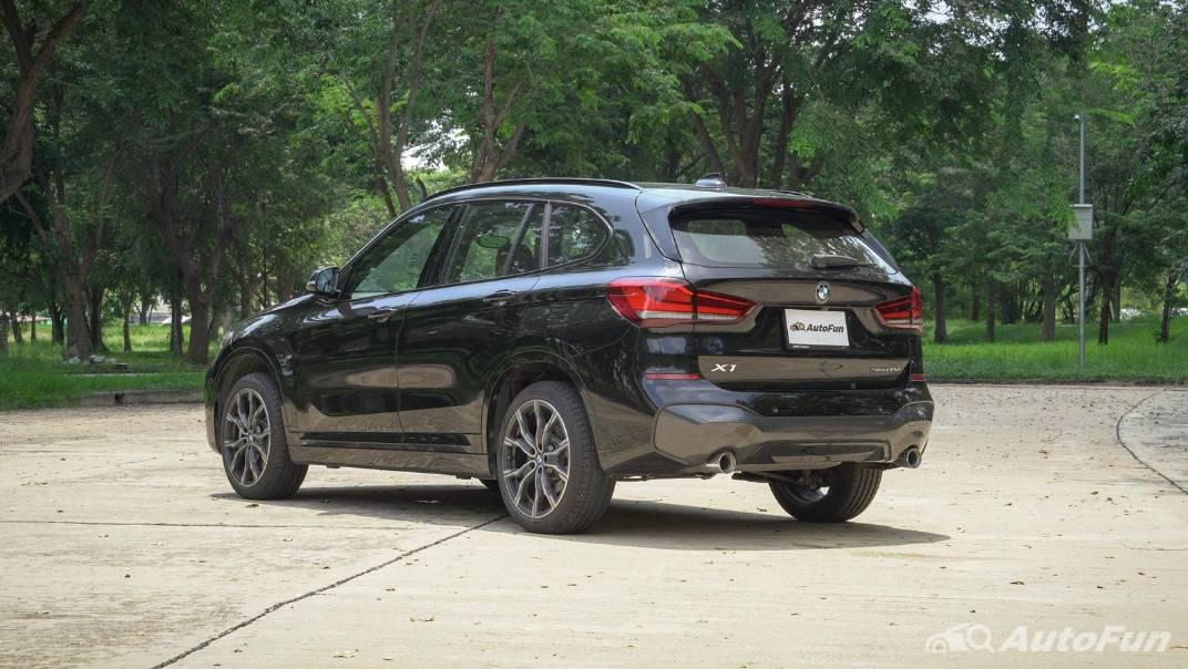 2021 BMW X1 2.0 sDrive20d M Sport Exterior 007