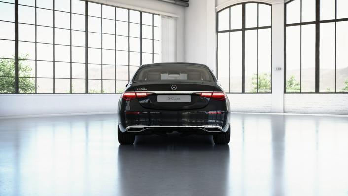 2021 Mercedes-Benz S-Class S 350 d Exclusive Exterior 006