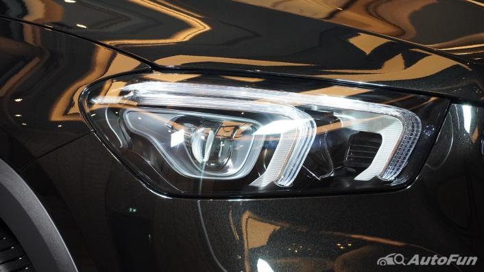 2021 Mercedes-Benz GLE-Class 350 de 4MATIC Exclusive Exterior 008