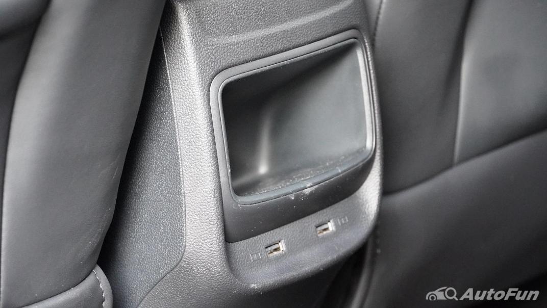 2020 MG ZS 1.5L X Plus Interior 038