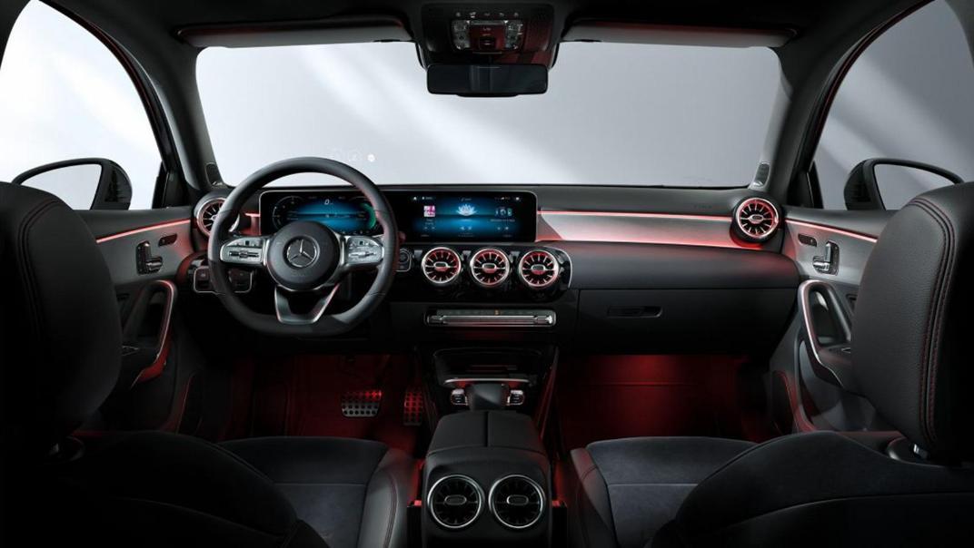 Mercedes-Benz A-Class Public 2020 Interior 001