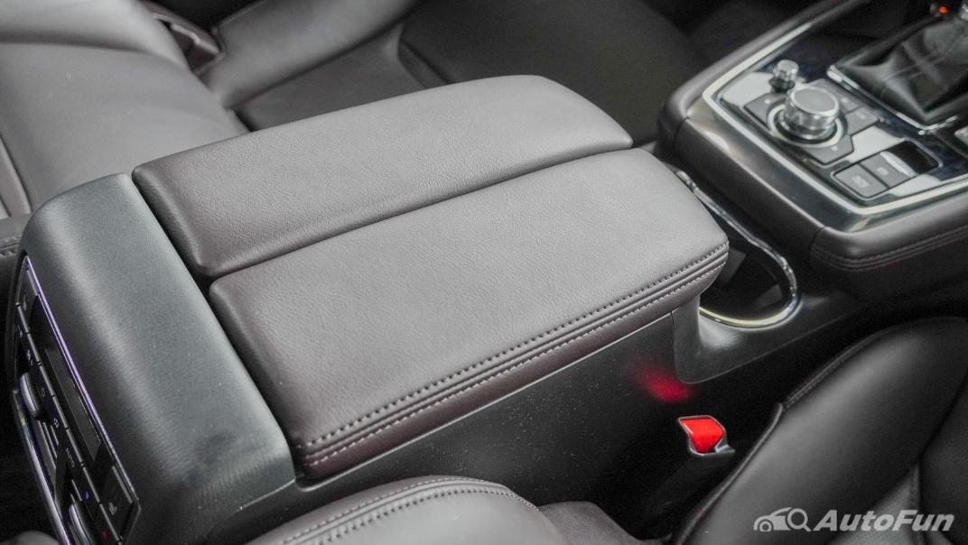 2020 2.5 Mazda CX-8 Skyactiv-G SP Interior 025