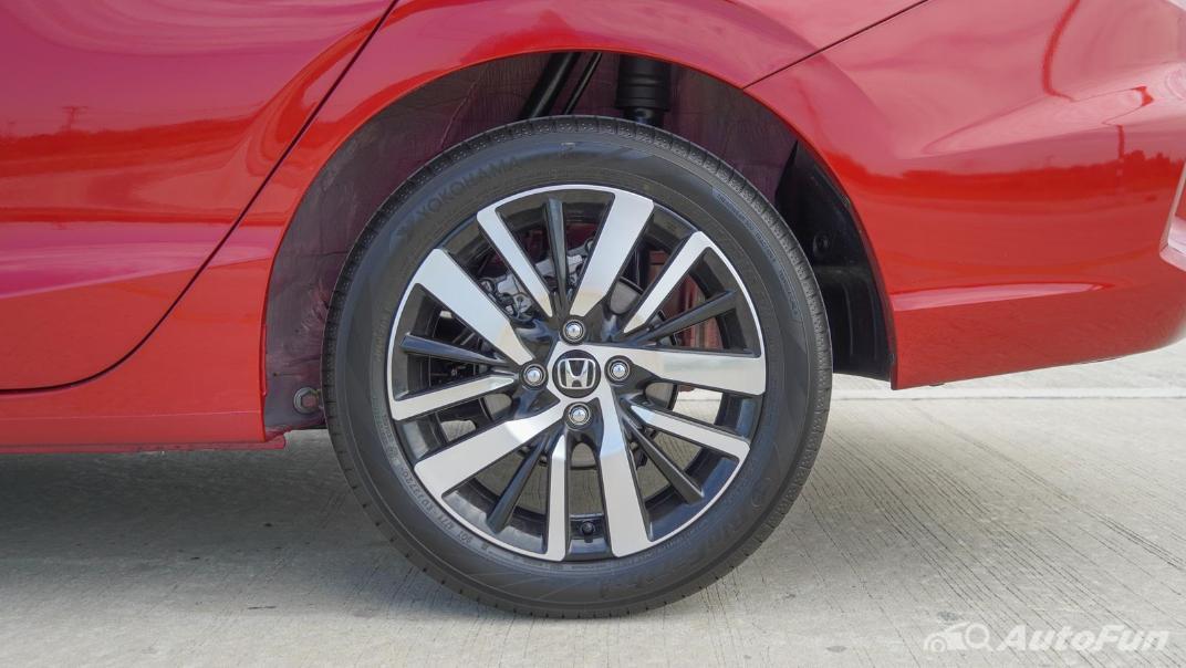 2021 Honda City e:HEV RS Exterior 043