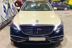 เปลี่ยน Mercedes-Benz E-Class L เป็น Maybach ด้วยชุดแต่งจากจีนเพียง 50,000 บาท เหมือนแค่ไหน จะคุ้มกับที่จ่ายไหม?