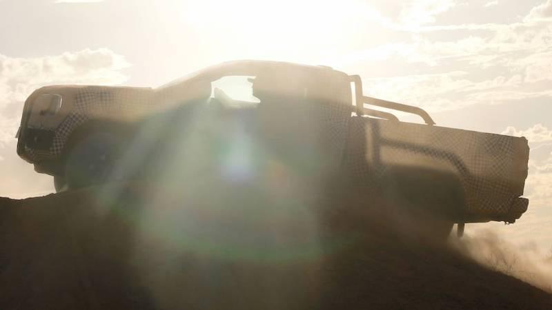 Ford Ranger ไฟฟ้าจะมาแน่นอน แต่ตอนนี้ขอเป็นไฮบริดไปก่อน 02