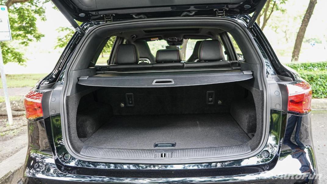 2020 MG HS 1.5 Turbo X Interior 069
