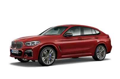 2020 2.0 BMW X4 xDrive20d M Sport