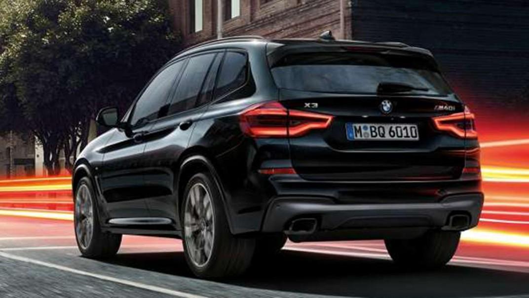 BMW X3-M 2020 Exterior 006