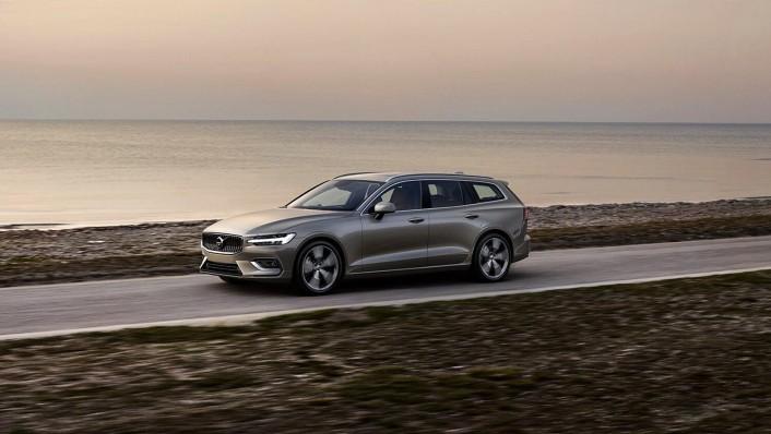 Volvo V60 2020 Exterior 001