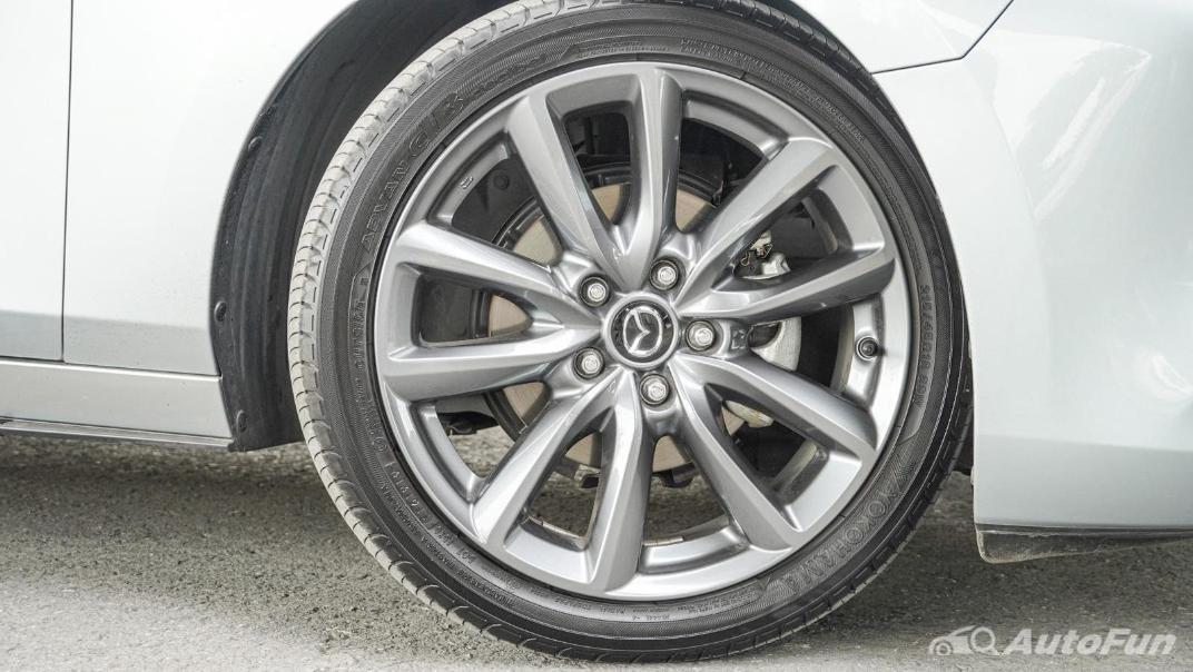 2020 Mazda 3 Fastback 2.0 SP Sports Exterior 035