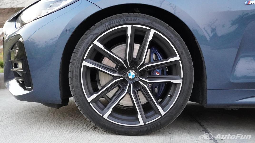 2020 BMW 4 Series Coupe 2.0 430i M Sport Exterior 042