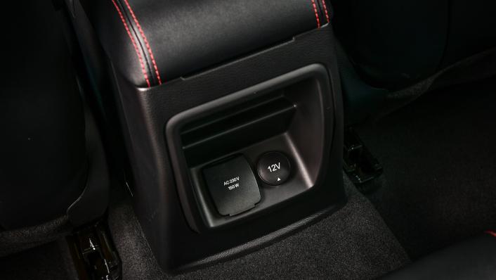 2021 Ford Ranger Raptor X Interior 010