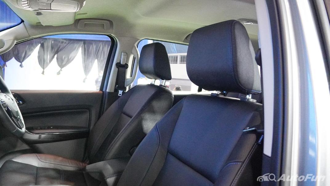 2021 Ford Everest Titanium+ Interior 019