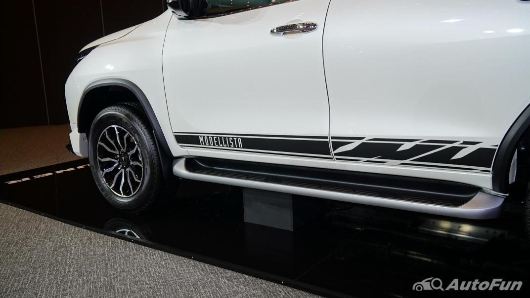 2021 Toyota Fortuner Exterior 026