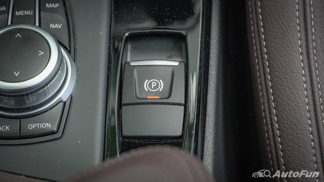 2021 BMW X1 2.0 sDrive20d M Sport Interior 023