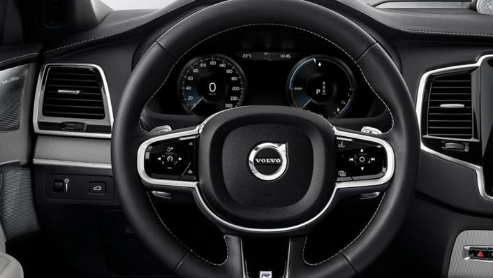 Volvo XC 90 2020 Interior 002