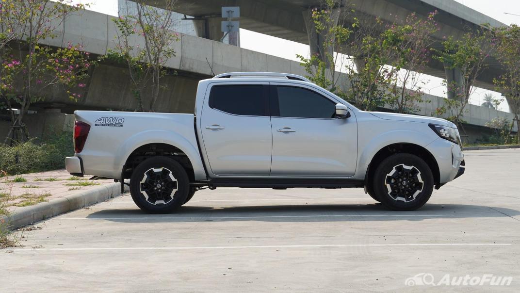 2021 Nissan Navara Double Cab 2.3 4WD VL 7AT Exterior 004
