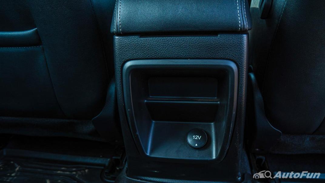 2021 Ford Ranger FX4 MAX Interior 036