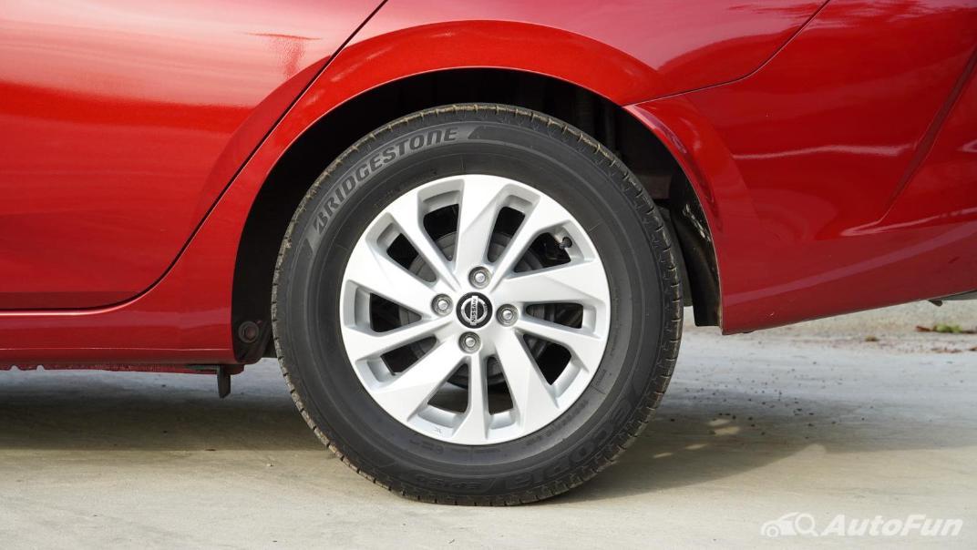 2020 Nissan Almera 1.0 Turbo VL CVT Exterior 036