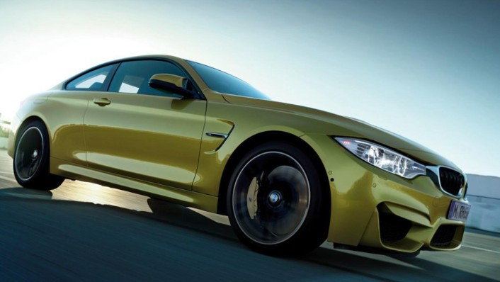 BMW M4-Coupe 2020 Exterior 001