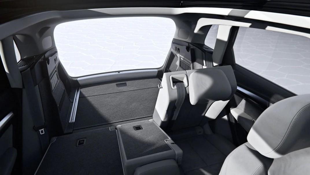 Audi Q5 2020 Interior 012