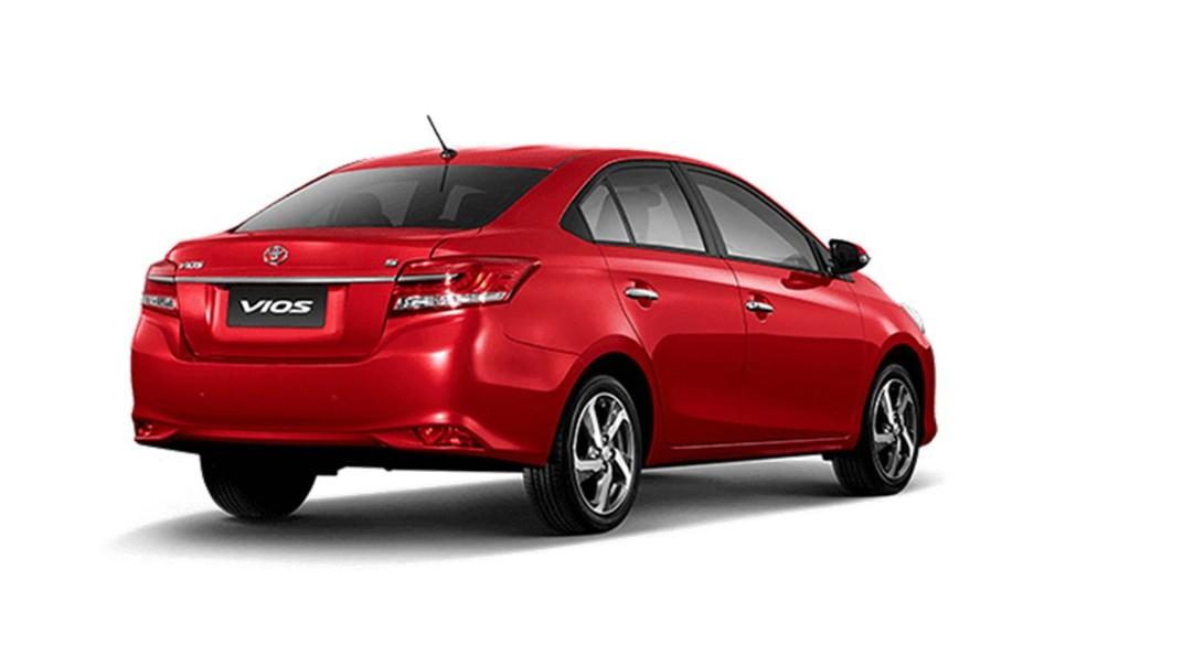 Toyota Vios 2020 Exterior 007