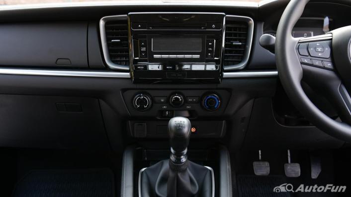 2021 Mazda BT-50 Pro Freestyle Cab 1.9 S Hi-Racer Interior 007