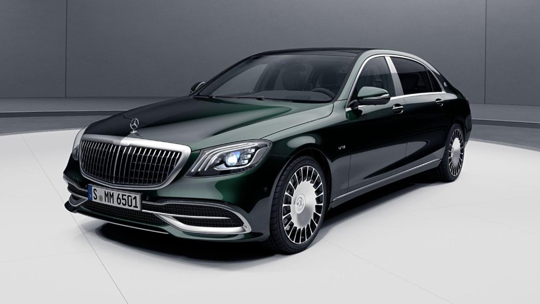 Mercedes-Benz Maybach S-Class 2020 Exterior 004