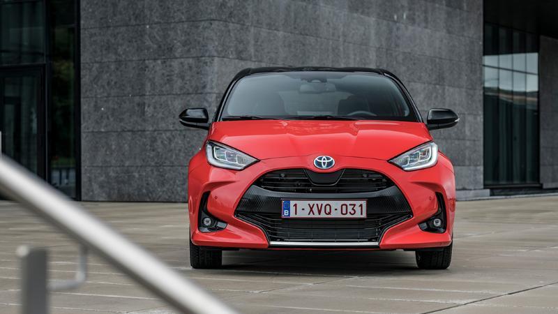 ทำไม 2021 Toyota Yaris ถึงคว้ารางวัลรถยอดเยี่ยมแห่งปีของยุโรปครั้งแรกในรอบ 21 ปี 02