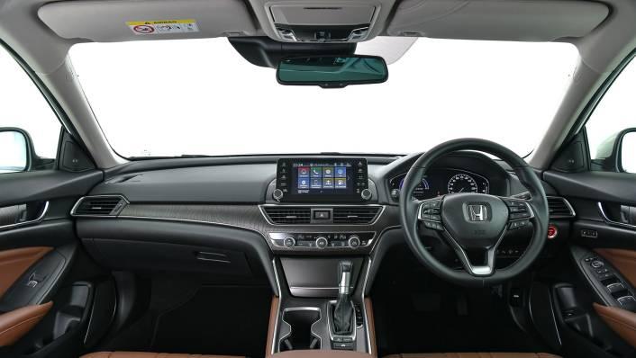 2021 Honda Accord 2.0L e:HEV EL+ Interior 001