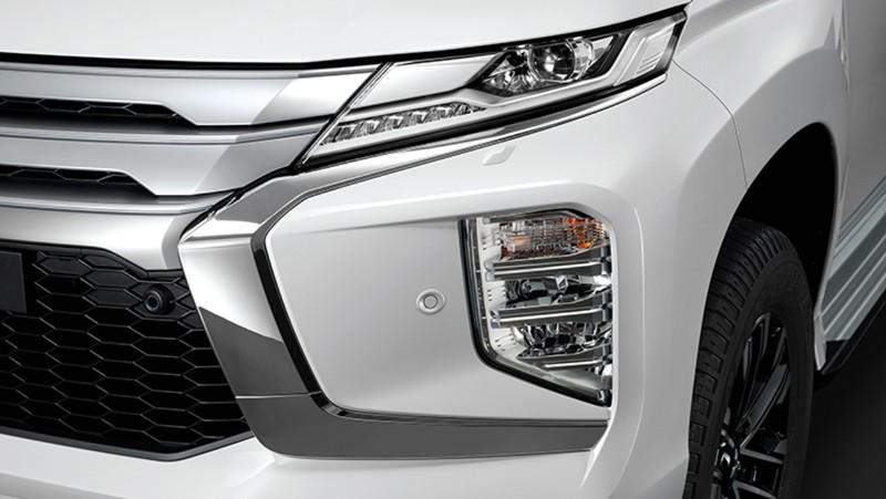 New 2019 Mitsubishi Pajero Sport